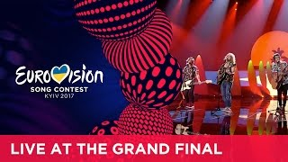 Manel Navarro Do It For Your Lover Spain LIVE At The 2017 Eurovision Song Contest