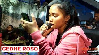Download SAMBOYO PUTRO - GEDHE ROSO Voc WULAN Live MOJOKRAPAK TEMBELANG JOMBANG