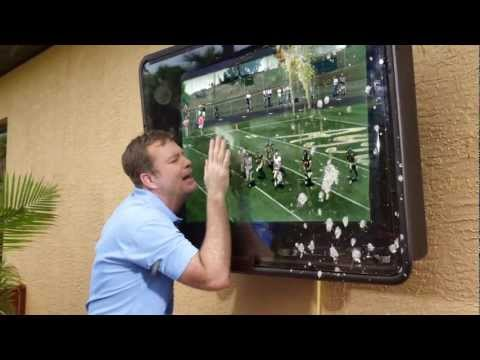 The TV Shield - Protect Your TV From Life