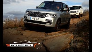 Crazy £158k Range Rover SVA Off-roading | Water Wading in Luxury | GTD Vlog