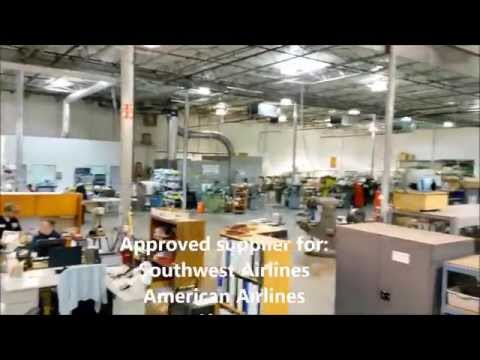Advantage Aviation Technologies Manufacturing Facilities