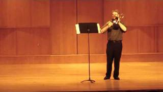 4 Impromptus for Low Bow Alone 2. Deadlines Pressing (September Morning, Category 3)- Brad Edwards
