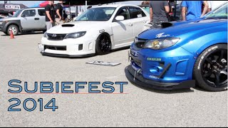 Subiefest 2014! A Subaru Enthusiast's Dream