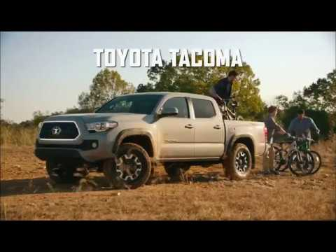 Toyota Tacoma Tv Commercial All Terrain Or Mall Terrain Youtube