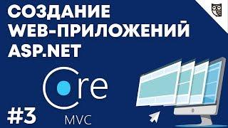 веб-приложение на asp.net mvc core  #3 Как работает MVC