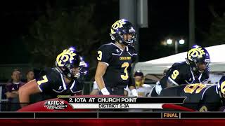 FNF Week 6: Game of the Week - Iota v Church Point