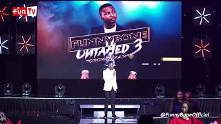 Desmond Too Funny - FUNNYBONE UNTAMED 3