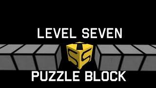 Gambar cover Puzzle Block - Level 7