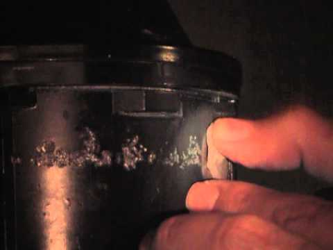 Fixing Hole on Garbage Disposal