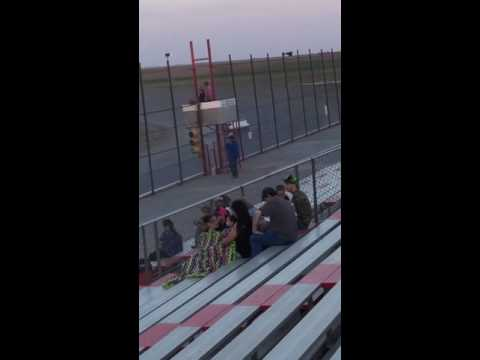Route 66 motor speedway street stock #7 practice part 2