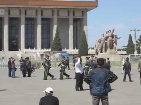 Asia Travel VLOG #6: Tiananmen Square and National Museum of China
