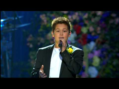 Shaheen Jafargholi - Who's Loving You - Michael Jackson Memorial