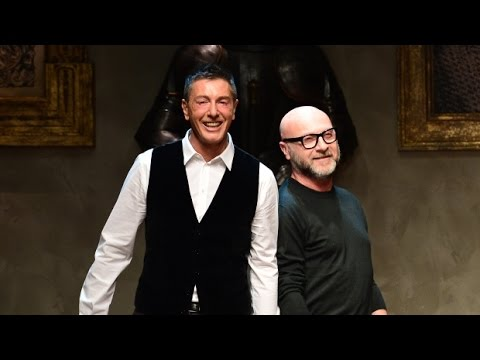 Dolce & Gabbana in hot water over gay family remarks