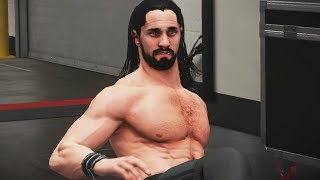 WWE 2K18 My Career Mode - Ep 67 - That's A Little Too Far...