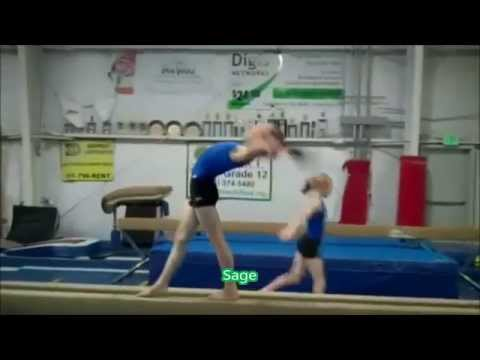 YouTube's Best Gymnasts!