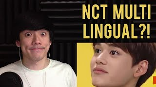 NCT FOREIGN MEMBERS VS. THE KOREAN LANGUAGE REACTION | NCT SHIPS REACTION (TAETEN, MARKHYUCK, YUWIN)