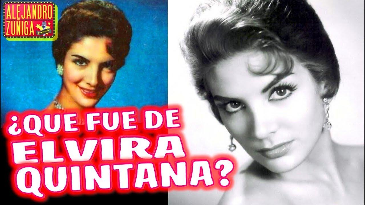 Que Fue De Elvira Quintana