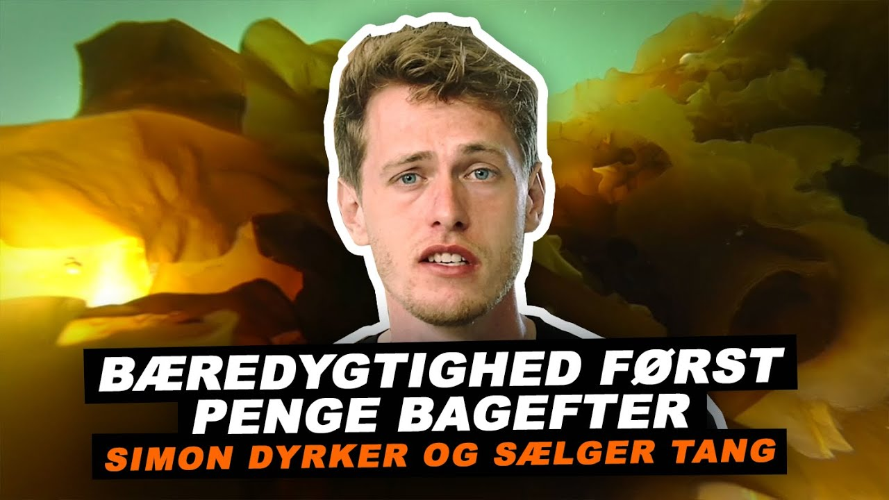 Simon dyrker tang for at redde verden