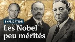 Des lauréats du Nobel qui ne le méritaient pas