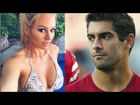 Playboy Model CALLS Out Jimmy Garoppolo For Being CHEAP And Leaving Her NO TIP!