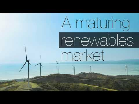 Renewables: from alternative source to major energy force