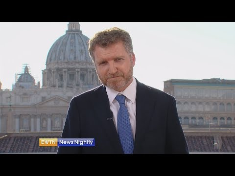 "The Man Accusing Pope Francis ""Does Seem to Have a Lot of Credibility"" - ENN 2018-08-27"