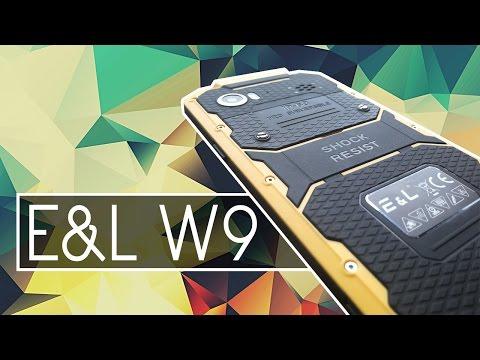 El smartphone de 6 pulgadas resistente a prácticamente todo   Proofings W9