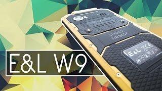 El smartphone de 6 pulgadas resistente a prácticamente todo | Proofings W9