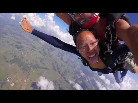 Tandem Skydive | Jakkia from Dallas, TX