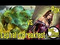 Cephalid Breakfast vs Pox | Legacy Magic: the Gathering w/Commentary | Brainstorm MTG | Fast Effect