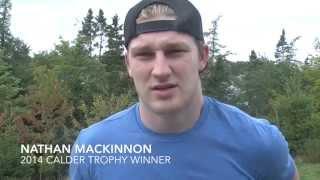 Nathan MacKinnon's Summer
