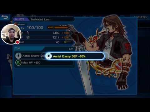 Kingdom Hearts Union X: HD Namine Pulls!