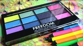 Video FREEDOM Makeup PRO 12 Chasing Rainbow download MP3, 3GP, MP4, WEBM, AVI, FLV Juli 2018