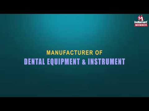 Dental Equipment And Instrument By Bio-Dent Medical Systems, Ahmedabad