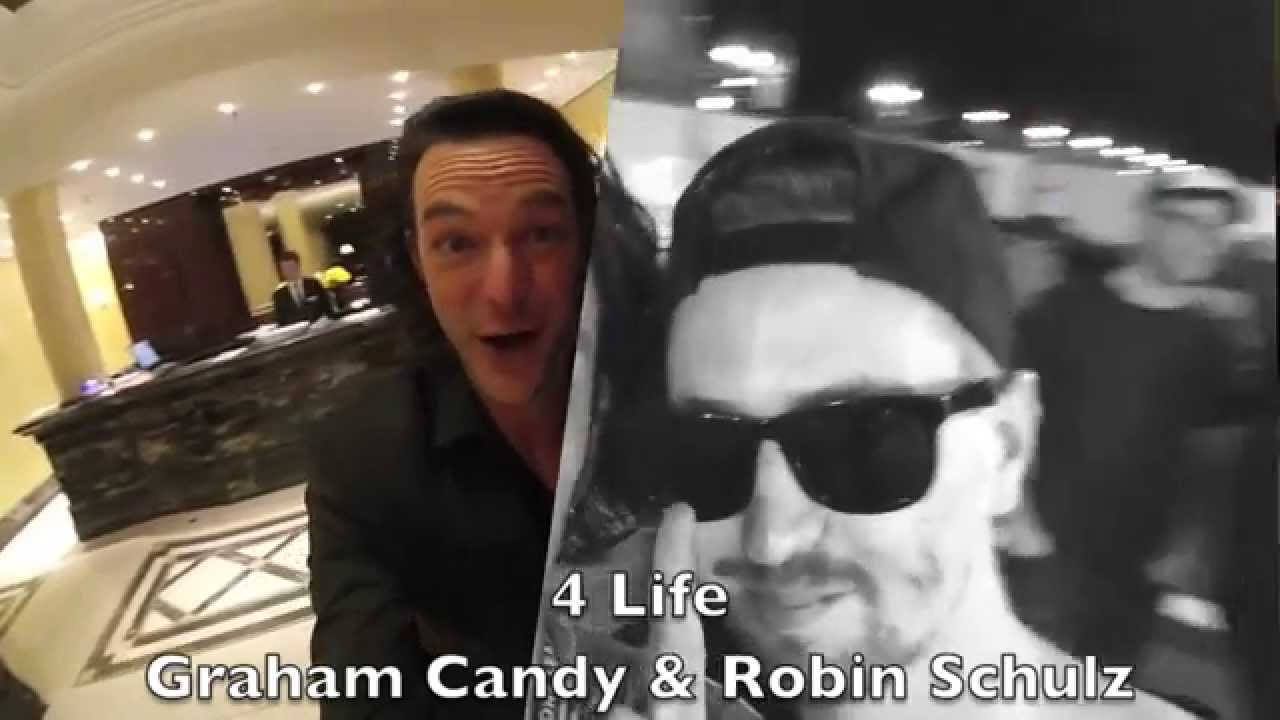 Robin Schulz feat. Graham Candy - 4 Life