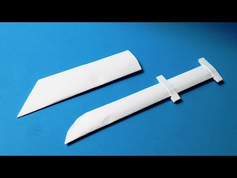 How to make a paper knife easy - Easy paper knife Tutorials - DIY