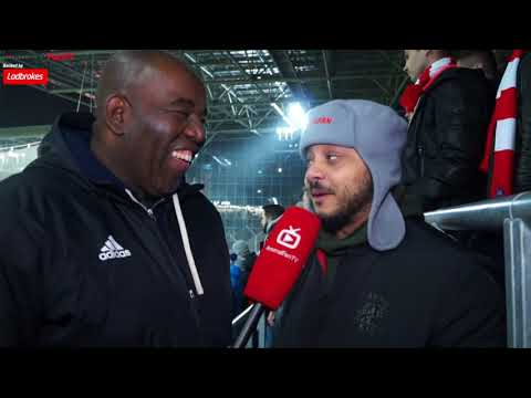 CSKA Moscow 2-2 Arsenal | I'm Going To Have A Heart Attack Following This Team! (Troopz)