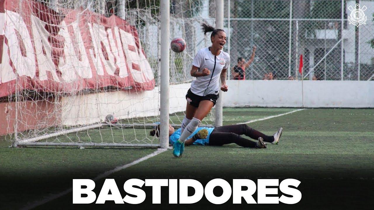 Bastidores - Juventus 0x3 Corinthians - Paulistão Feminino 2018 ... 6fab775738