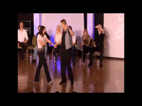 Palm Springs New Years Swing Dance Classic All-Stars/ Champion Strictly Final