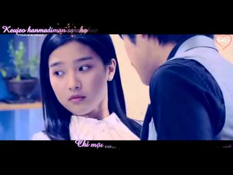 [Vietsub + kara] Something happened to my heart - A&T [SoEul]