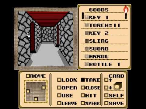 Let's Play: Shadowgate (NES)