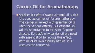 Benefits of Almond Oil Thumbnail