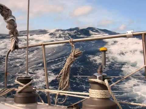 117 Days at Sea