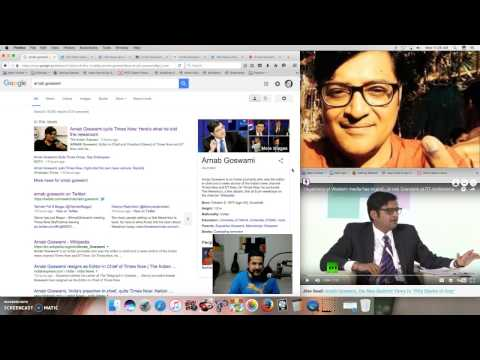 Why did Arnab Goswami resign? Find out the Secret
