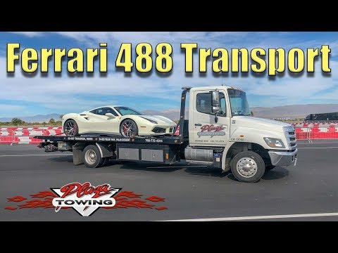 Ferrari 458 Transport -  How To