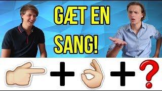 TEST DIG SELV: Gæt en sang! (Emoji Quiz)