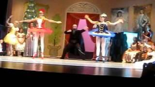 Studio 4 2010 Nutcracker Part Soldier Doll Dance, Bret Harte Theater Angels Camp