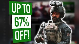 ACTIVISION SALE | Save Money O…