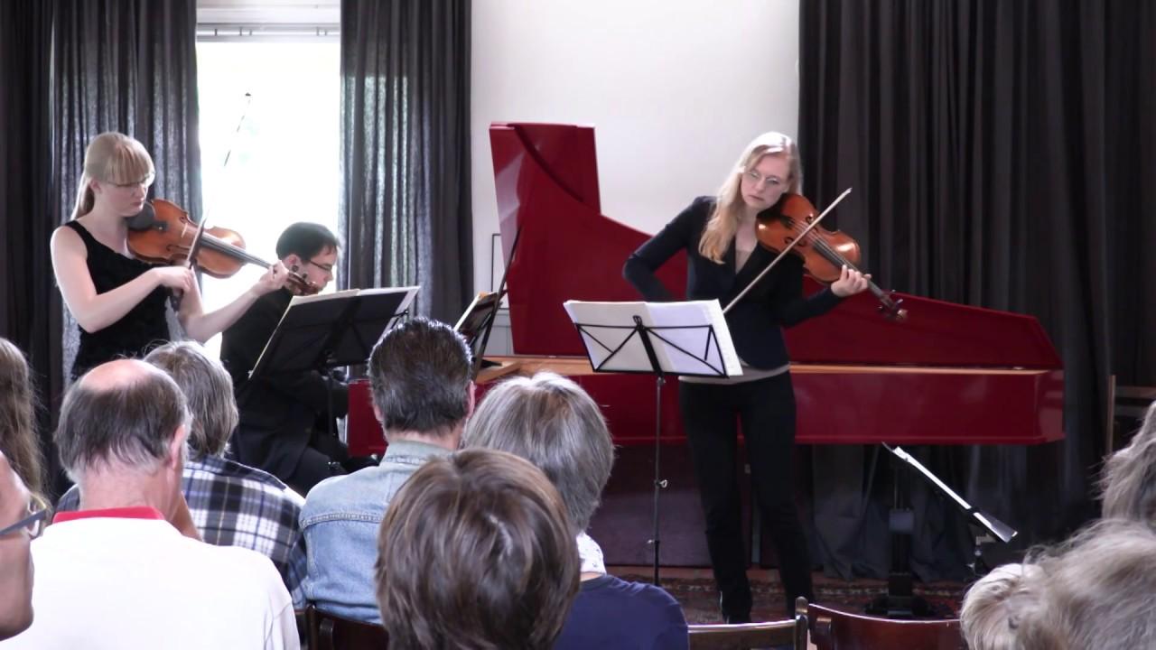 Bach Triosonate