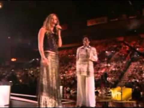 Gladys Knight & Joss Stone & Jessica SImpson  soul medley.